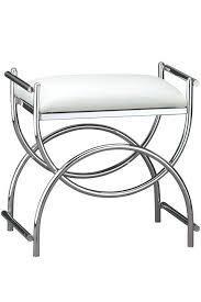 White Vanity Stool Lovable Vanity Chairs For Bathrooms And Bathroom Vanity Chair Or
