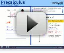 Pre calculus Video lessons