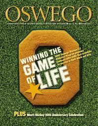 Optimal Resume Cornell Oswego Magazine U2013 Spring 2015 By Oswego Alumni Association Issuu