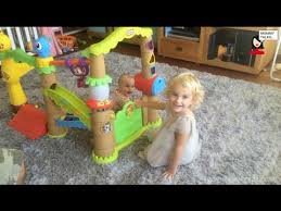 little tikes light n go activity garden treehouse little tikes activity garden treehouse speelset review youtube