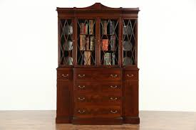 Oriental Secretary Desk by Search Showroom Harp Gallery Antiques Showroom