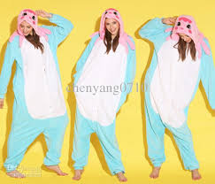 animal octopus unisex flannel onesies pajamas kigurumi