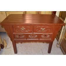 bureau ancien console ou bureau ancien chinois la d asie