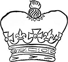 Crown Coloring Page Getcoloringpages Com Princess Crown Coloring Page Free Coloring Sheets