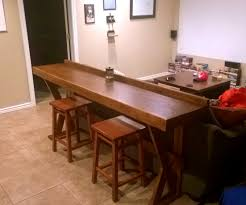 furniture gorgeous easy behind the couch bar top for movie night
