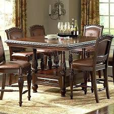 counter height dining room table sets square counter height dining table seats 8 uk rectangular with
