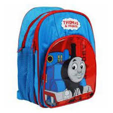 thomas friends multi color bag hmsosb 70003