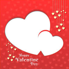 valentine u0027s day frame template free download on pngtree