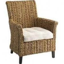Wingback Wicker Chair Banana Leaf Furniture Whole Seagr Wingback Chairs Seagr Bedroom
