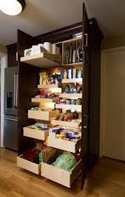 sneaky storage spaces that will declutter your kitchen pantry