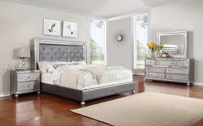 Mirrored Bedroom Sets Bedroom Wonderful Gold Mirrored Bedroom Furniture Dining Table