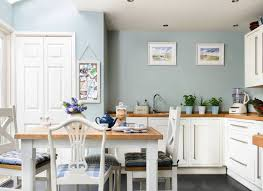 kitchen color ideas with white cabinets blue gray paint colors for kitchen home design ideas and pictures