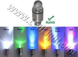 led light valve cap pair ncnrnw automotive led lights ledlight
