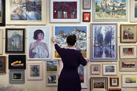 what are the functions of art the highlights not the royal academy exhibition displays work rejected for the summer exhibition