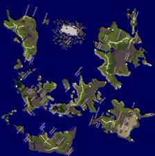 Ffvii World Map by What U0027s Your Favorite Old Rpg World Map Ign Boards