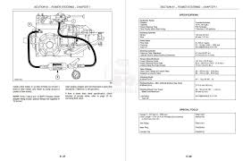 new holland tz18da tz22da tz24da tz25da tractor repair manual