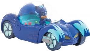 pj masks deluxe cat car vehicle cat boy figure kids preschool