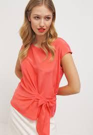 onlin max u0026 co shoes max u0026co cornice blouse coral women blouses