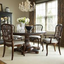 Carved Dining Table And Chairs Furniture Design Biltmore Balustrade Dining Table Set With
