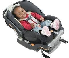 infant car seats get the angle right