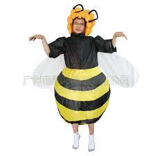 Bee Halloween Costume Aliexpress Buy Bee Inflatable Costume Party