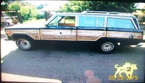 1987 jeep wagoneer imcdb org 1987 jeep grand wagoneer sj in