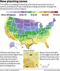 what is a climate map map for a climate of change san antonio express