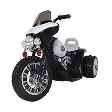 toddler ride on car children ride on motorbike w sound black white