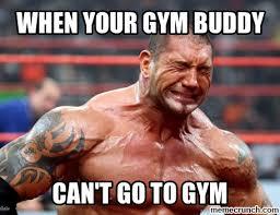 Workout Partner Meme - saturday partner wod 9 19 15 crossfit dana point
