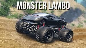 off road lamborghini epic monster lamborghini sesto elemento spintires off road 4x4