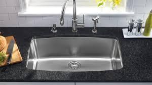 Single Kitchen Sinks Miraculous Kitchen Stunning Sinks Single Bowl With Regard To The
