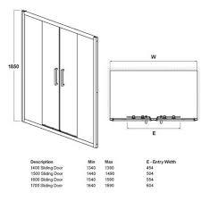 Ada Shower Door Amazing Decoration Standard Shower Door Size Excellent Idea Best