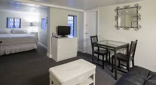 bed and living accommodations sabal palms inn st pete beach boutique hotel