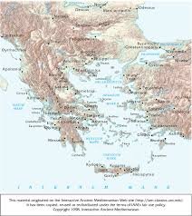 Map Of Greece And Turkey by Golden Age Of Green List Authors And Intellectuals