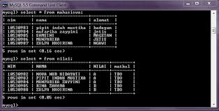 cara membuat koneksi database mysql menggunakan odbc program database sederhana menggunakan vb dan mysql