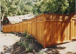 craftsman style driveway gates craftsmen fence with custom