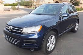 Car Review 2014 Volkswagen Touareg Rickdebruhl Com