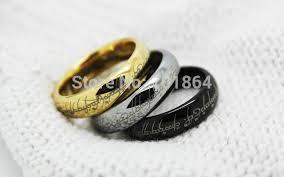 cincin tungsten carbide kualitas tinggi ukuran 5 13 emas hitam warna silver tungsten