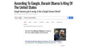 Memes Google - when google algorithms get the answer wrong the star
