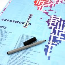 Lithuania World Map by Crossworld World Map Crossword Puzzle