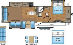 jay flight trailers floor plans u2013 meze blog