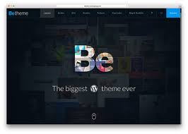 30 great examples of websites using betheme 2016 colorlib