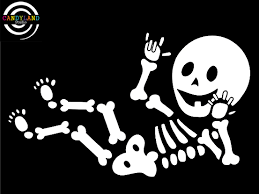 Skeleton Maternity Halloween Costumes Iron Skeleton Decals Mommy Designs Pregnant Clipart