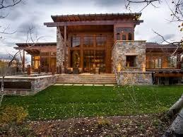 Modern Mountain Homes Modern Rustic Homes Modern Rustic House - Rustic modern home design