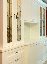 Best Glass Cabinet Doors Images On Pinterest Glass Cabinets - Leaded glass kitchen cabinets