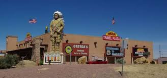 travel plaza images Navajo travel plaza gallup roadtrippers jpg