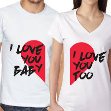 valentines day t shirts couples matching s day t shirts expressmytee
