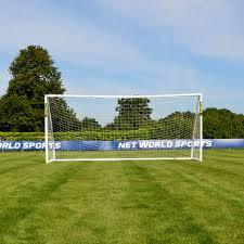 forza match standar soccer goal 16 x 7 soccer goal posts and net