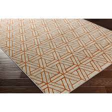 Patio Rugs Cheap by Designing Your Orange And Gray Rug On Cheap Area Rugs Patio Rugs