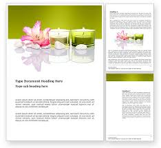 29 images of spa newsletter template infovia net